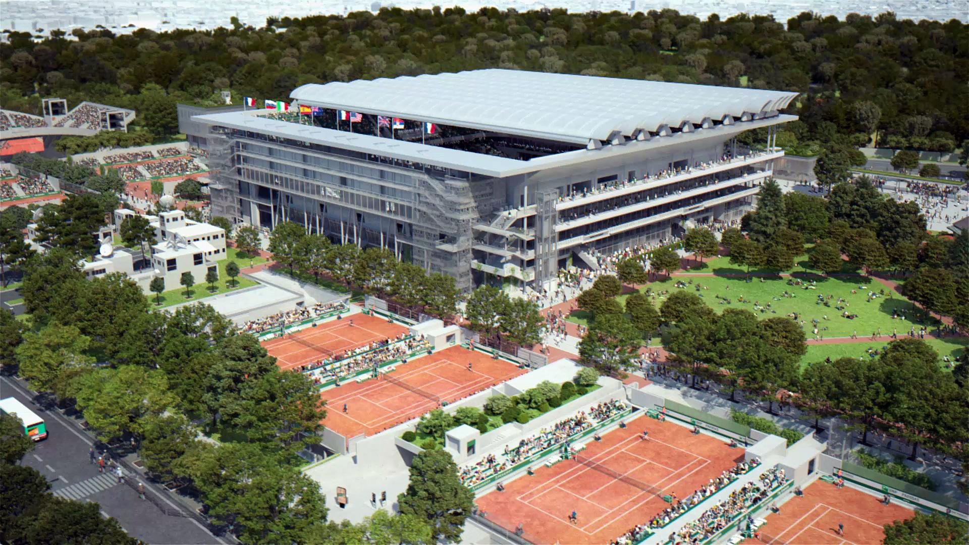 ROLAND GARROS 2019 - INSCRIPTIONS AUX CONCOURS ATP & WTA RG30MP